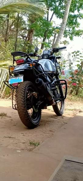 Royal enfield Himalayan urgent sale 2nd owner  in Wayanad
