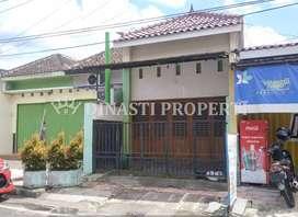 Rumah Ruko Strategis Tengah Kota Kodya Patehan Dekat Malioboro Ngabean
