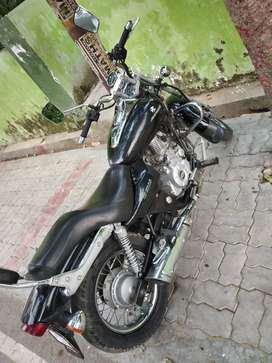 Bajaj Avenger 220 CC in perfect condition and very less driven