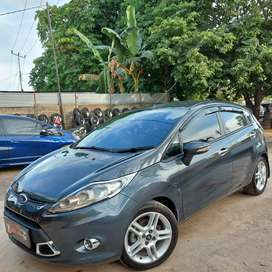 Dp 30jt! Ford Fiesta S Sporty 1.6 Automatic 2011 Istimewa! Xclusive