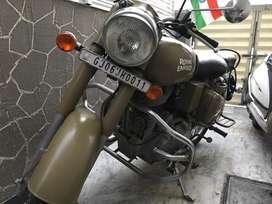 Royal enfield desertstrom 500cc