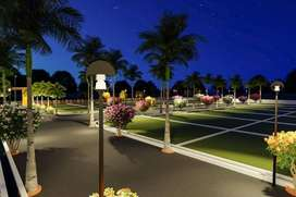 RERA OPEN PLOTS IN LOW PRICE WITH HIGHWAY FACING