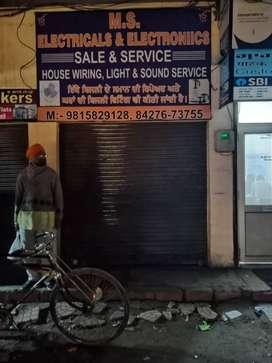 Shop on main road Avtar nagar Jalandhar