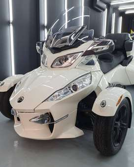 JUAL CAN AM SPYDER TOURING