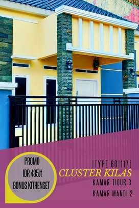 Promo rumah siap huni Tanjung Seneng