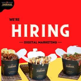 Digital Marketing for F&B Business