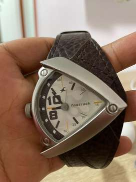Fastrack original leather watch