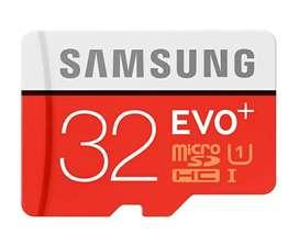 32Gb Samsung Memory card