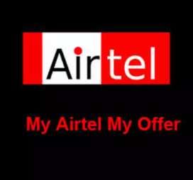 [Fix]11500in AIRTEL 4G[saurabh HR]Need BO/CCE/CRO/Dat Ent/Tel call..