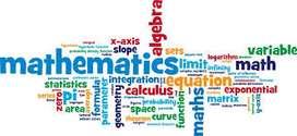 Maths tuition (M1 - M7)