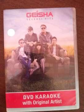 dvd karoke original geisha