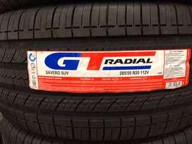 BAN GT RADIAL 285/50 R20 SAVERO SUV