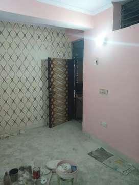 1rk flat new building in uttam nagar on cash payment