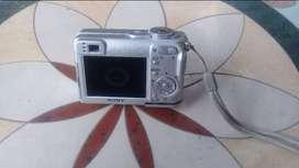 Jual kamera digital merk  Sony 5.1 m3ga pixel