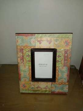Vintage style photo frame sale in cheap price
