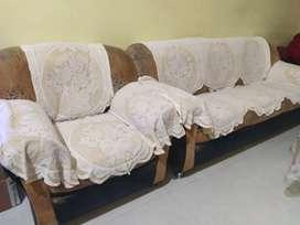 Maharaja sofa set (3 pieces)