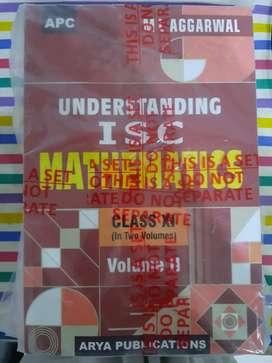 ISC class 11 Mathematics text