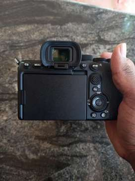 Sony A7SIII selling
