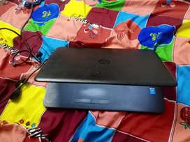 HP laptop sell 8 GB RAM good condition new condition 500gb hard disk
