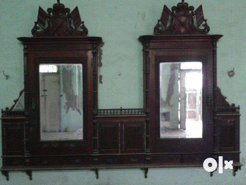 100 years old wardrobe. 0