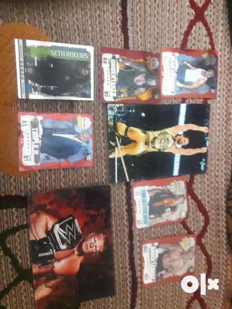 every WWE fan should have it (cards) 0