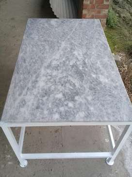 Marble Table Huge Size One Peace