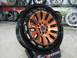 velg mobil racing murah HSR R18 for inova crv hrv xpande rush dll