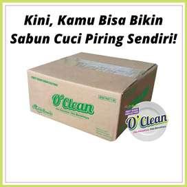 Paket bahan sabun cuci piring / O'clean / sabun cuci piring murah