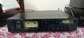 Onkyo integra stereo cassette tape deck model TA-2070