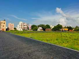 CMDA Approved plots for sale in iyapanthangal just @  35 lakhs