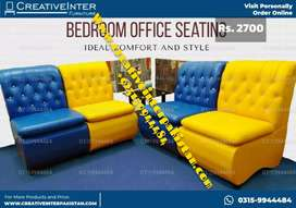 Sofa set master design office table Computer study chair bed Center