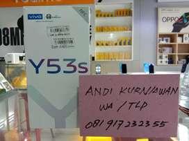 Vivo y53s ram 8/128gb