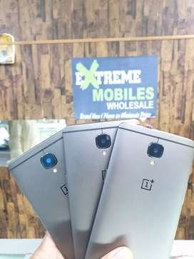 One plus 3T brand new fresh stock .PTA APPROVED. 3 3t 5 5t 6 6t