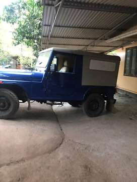 MM 540 jeep , good condition.