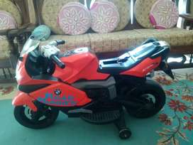 Bike bmw for kids lush cond