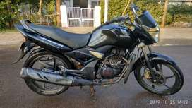 Honda unicorn black in good condition