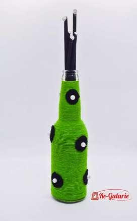 Beads on Wool Designer Bottles