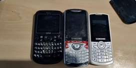 3 Not Working Phone availables for Sell