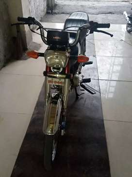 Union star bike 2019model neat and clean