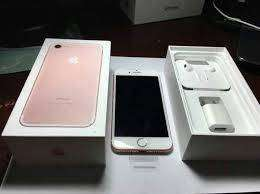 iphone 7,32gb, All models with Bill,box & all accessories r available