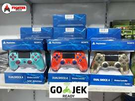 Stik PS4 ORI Warna-warni