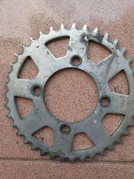 Gir/gear tipis 415 eks yamaha Jupiter z
