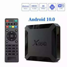 Smart Box X96Q Mini Quad Core 2g+16g