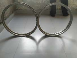 Rims for wheels tyre