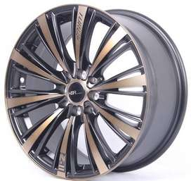 velg hsr wheel ring 17 inc bisa utk mobil avanza,mobilio