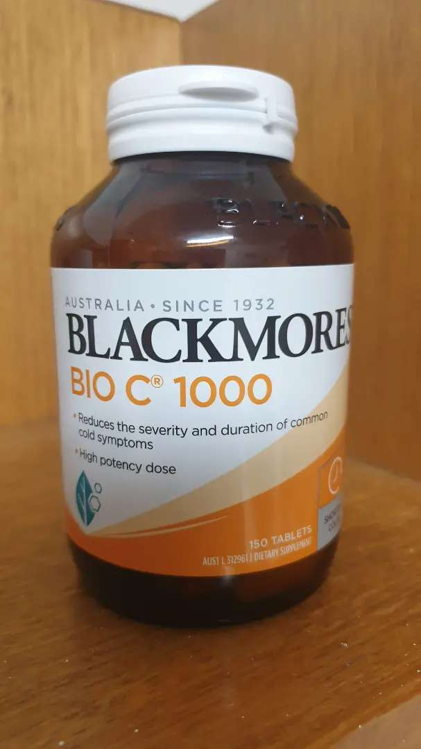 Blackmores Vitamin C 1000mg 150 tablets 0