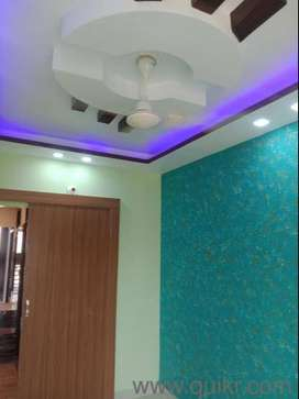3bhk flat with modular kitchen & car parking 90% loan also available