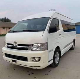 Toyota Hiace 2018 On Easy Installments