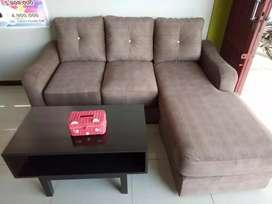 Sofa minimalis choco delight full busa
