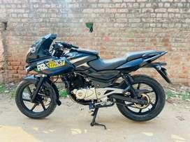 2016 Bajaj Pulsar180 modified 220